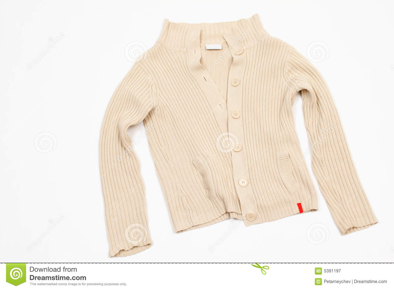 Beige Cardigan for Women stock image. Image of beige, outer - 5391197
