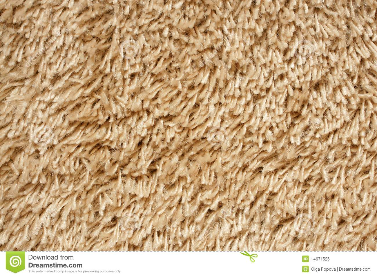 A Beige Carpet Texture Royalty Free Stock Image Image
