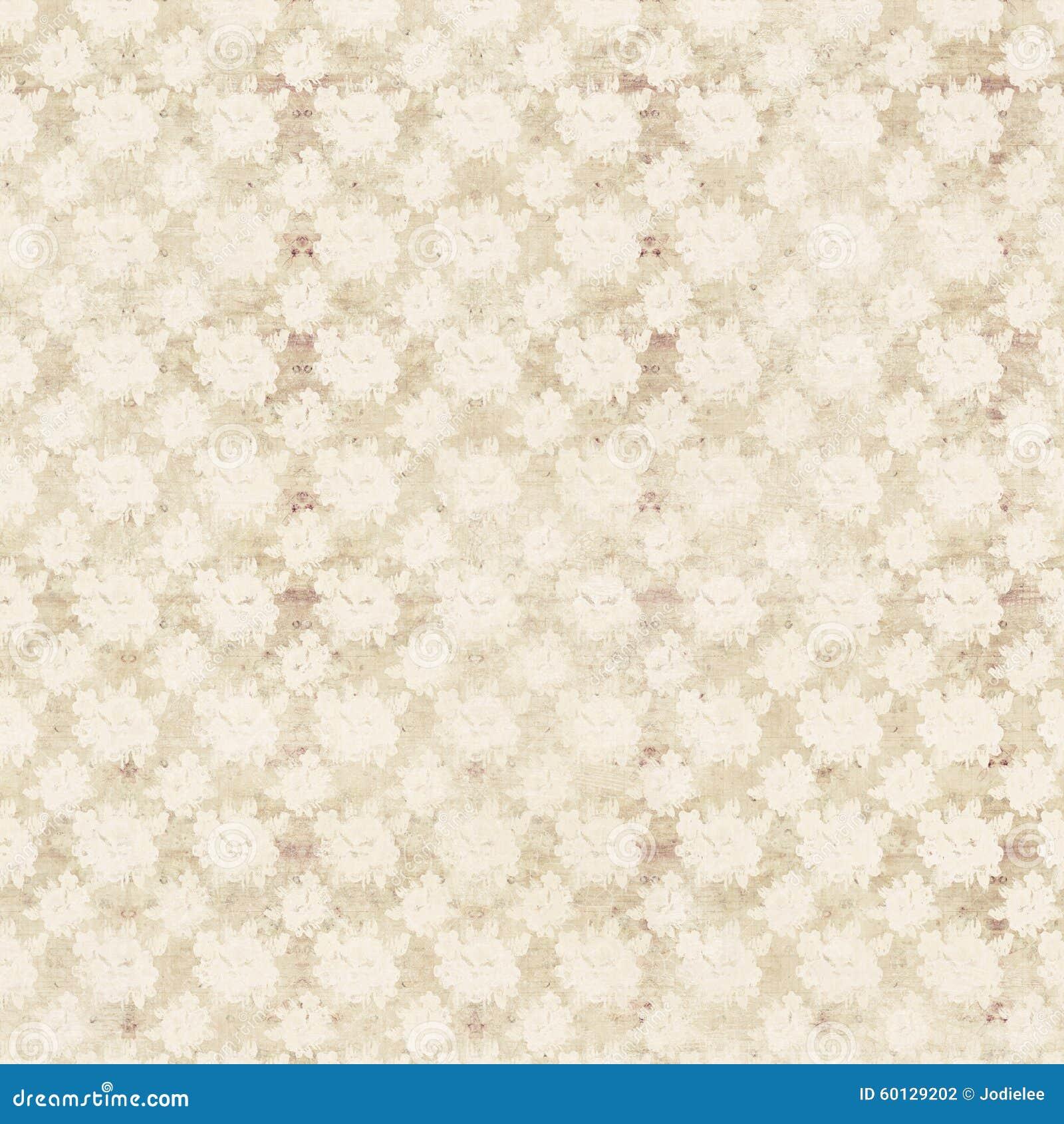 antique cream wallpaper - photo #7