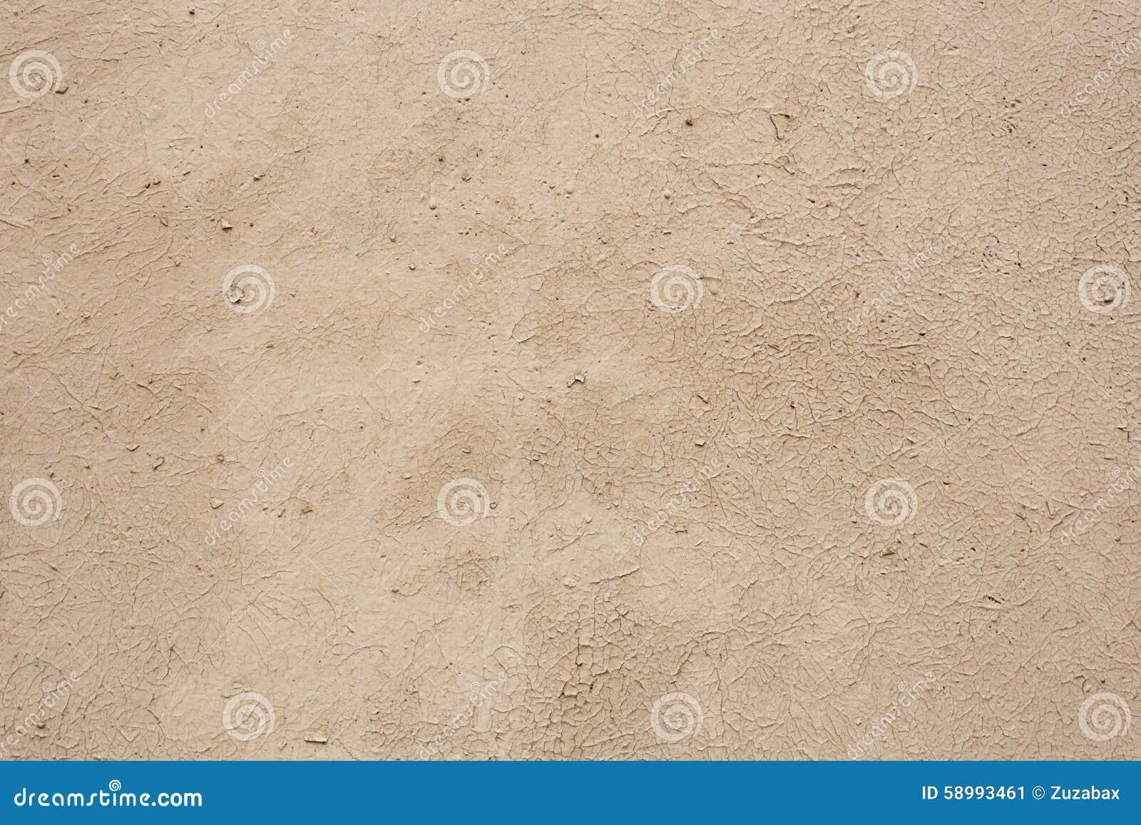 Beige Graue Wandbeschaffenheit Oder -hintergrund Grunge Wand ...