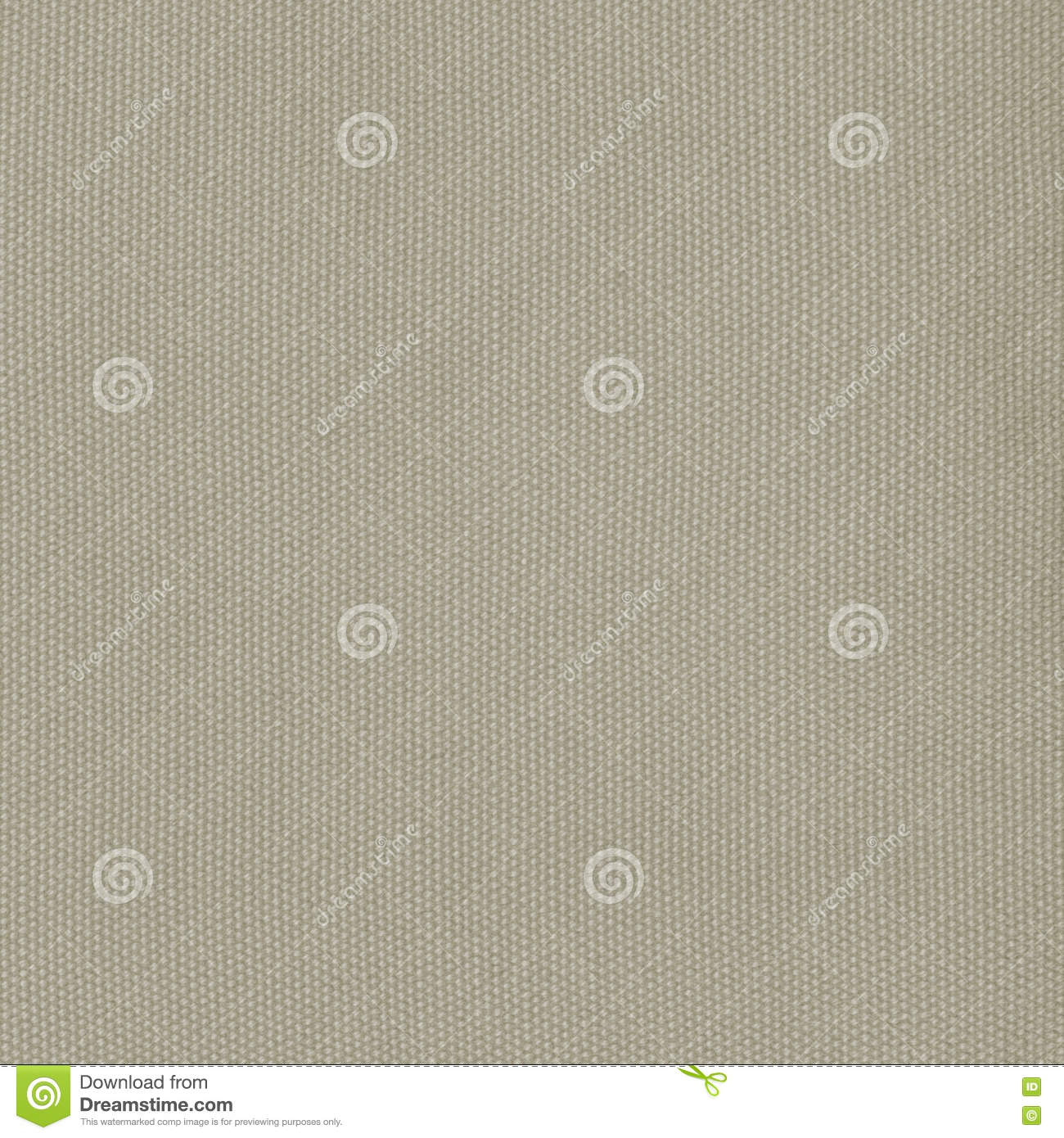Beige khaki cotton fabric texture background detailed for Space pattern fabric