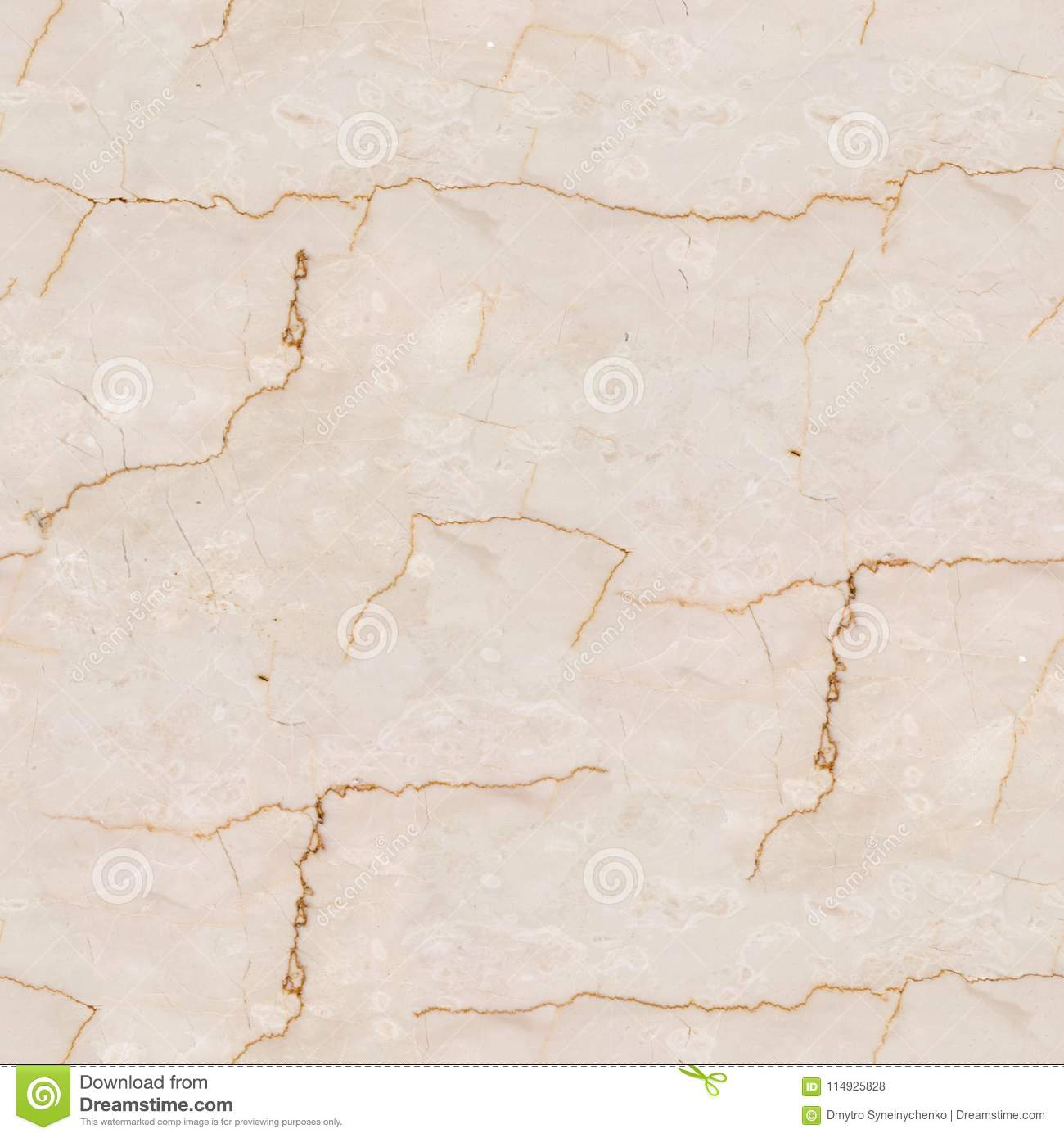 Beige Marble Stone Texture Seamless Square Background Tile Rea