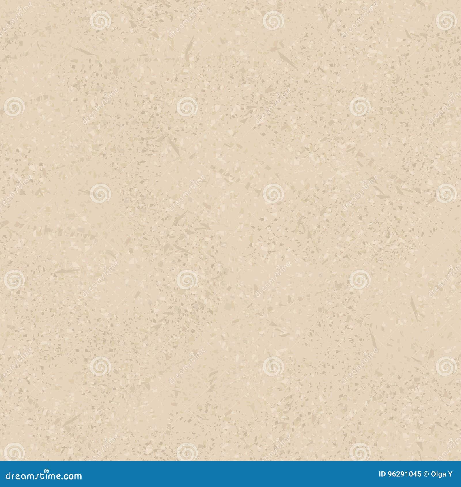 Beige naadloze uitstekende textuur, die een oude deklaag met krassen en oneffenheden imiteren