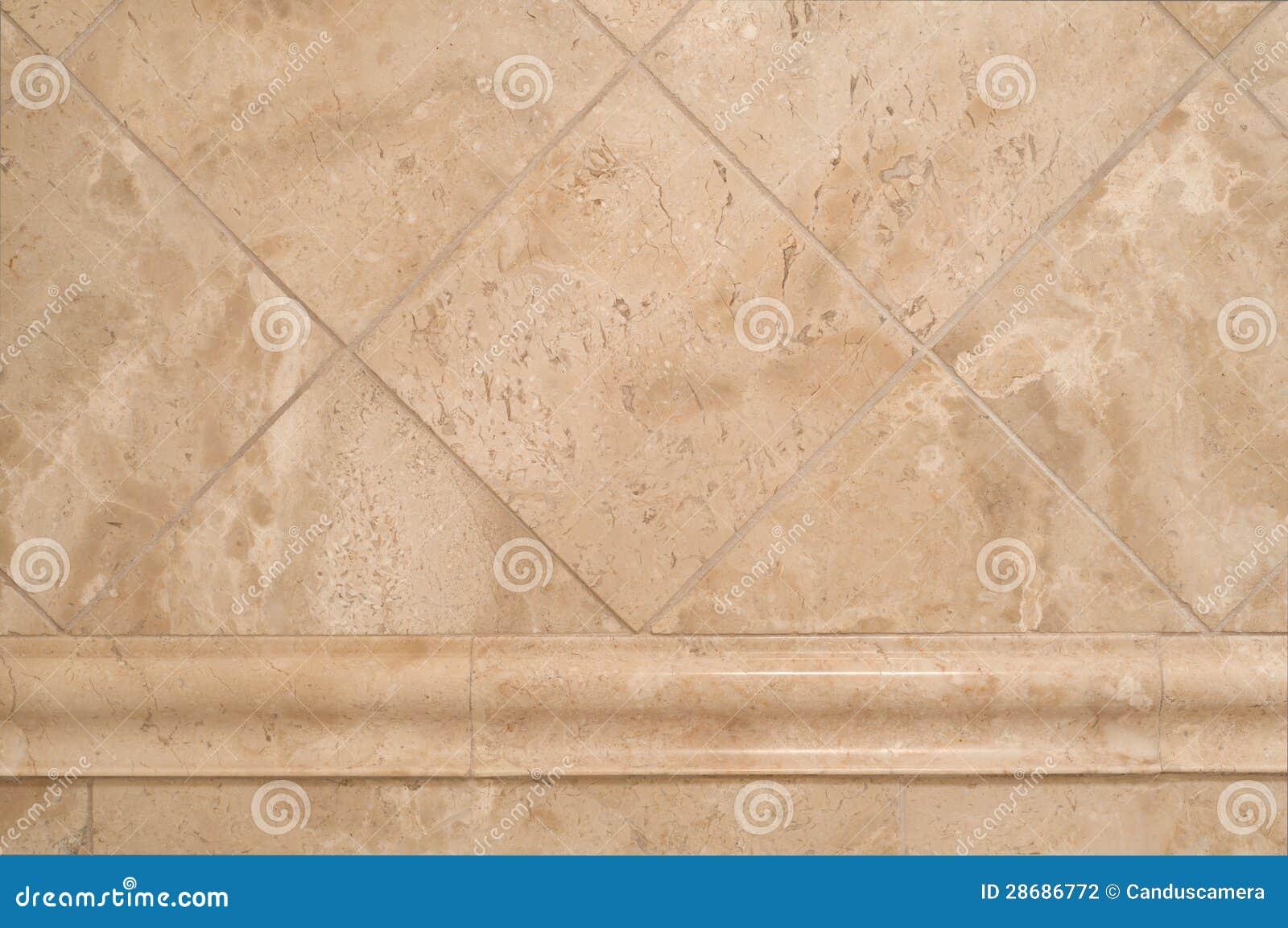 Beige Stone Tiles On Bathroom Wall Stock Photo Image Of Interior - Beige-stone-bathroom-tiles