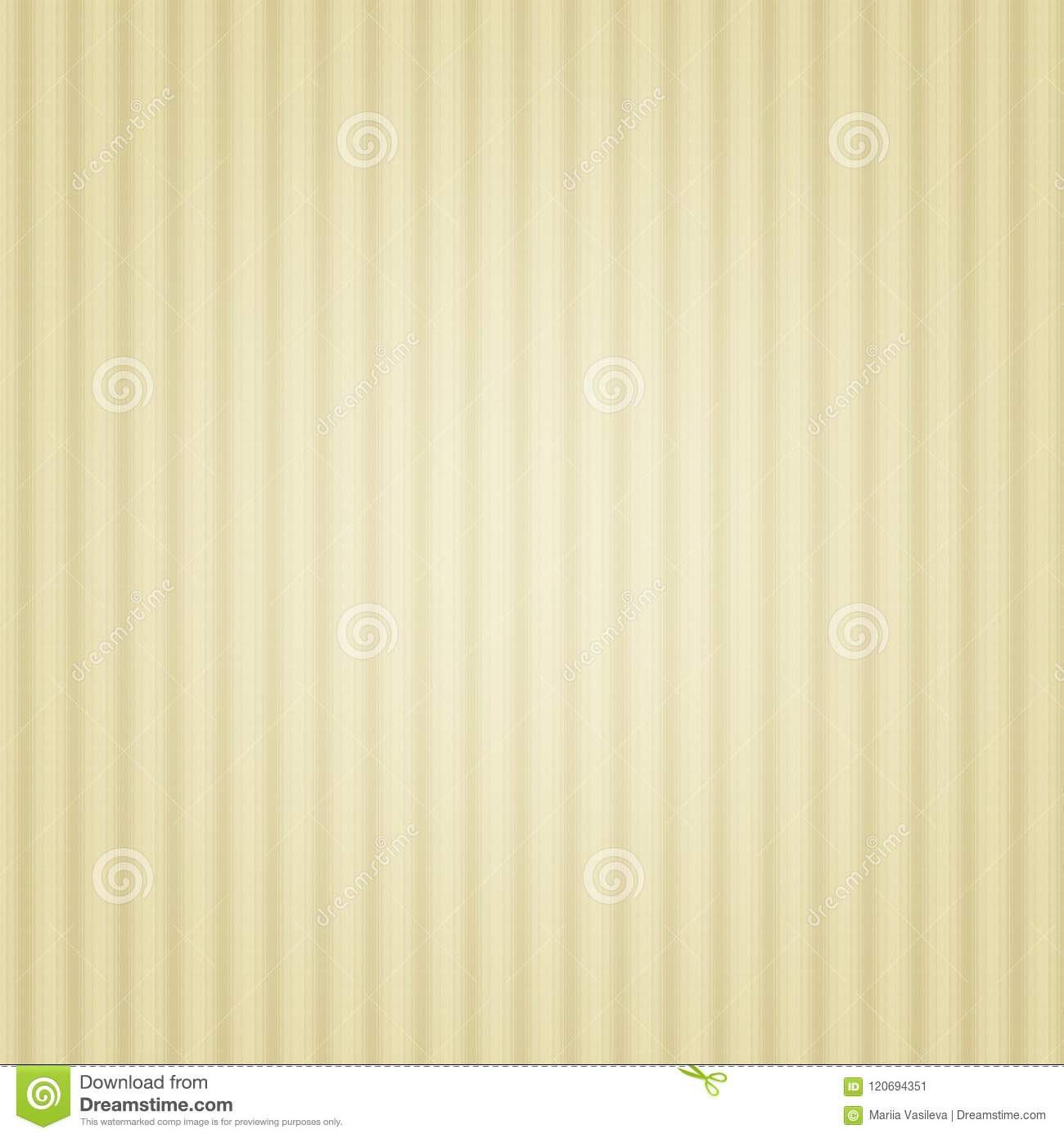 Beige Striped Background, Retro, Vintage, Wall, Paper Stock ...