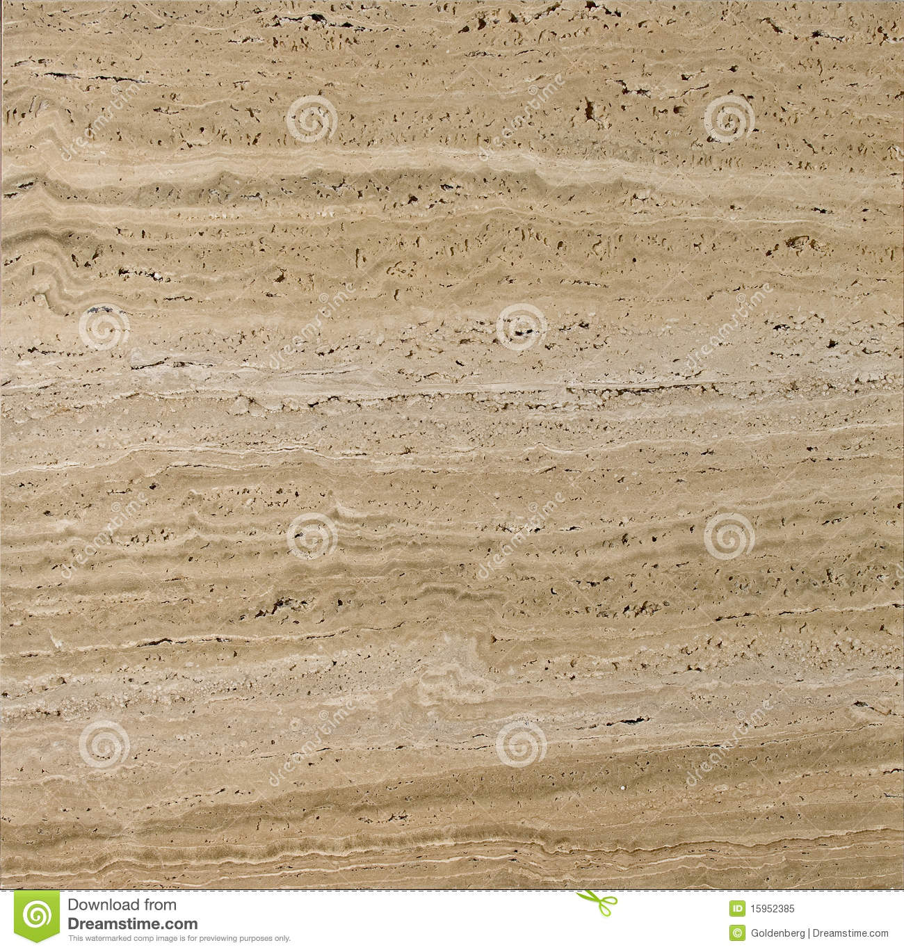Beige textured travertine stock image. Image of pattern ...