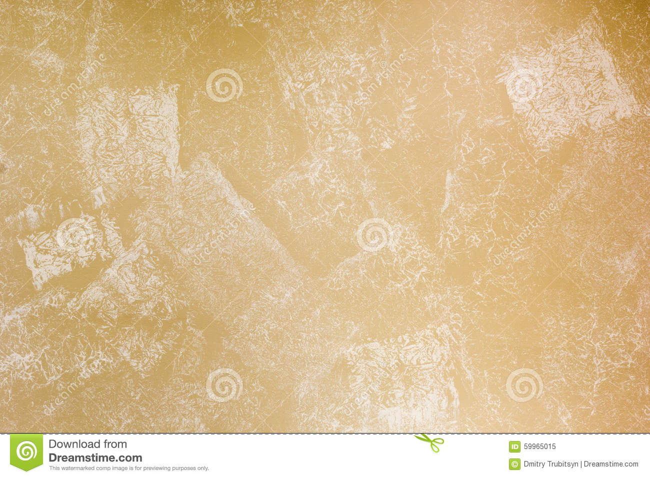 Beige Wall Painted With Textured Paint Roller Stock Image - Image of ...