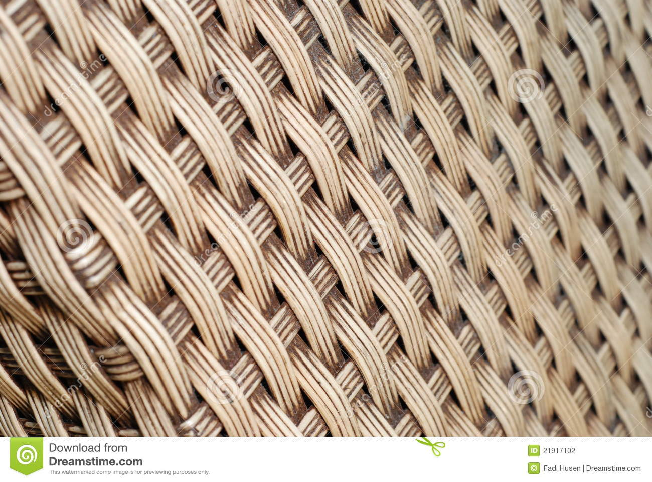 Beige Weaved Bamboo Texture Outdoor Furniture Interlaced four strings ...