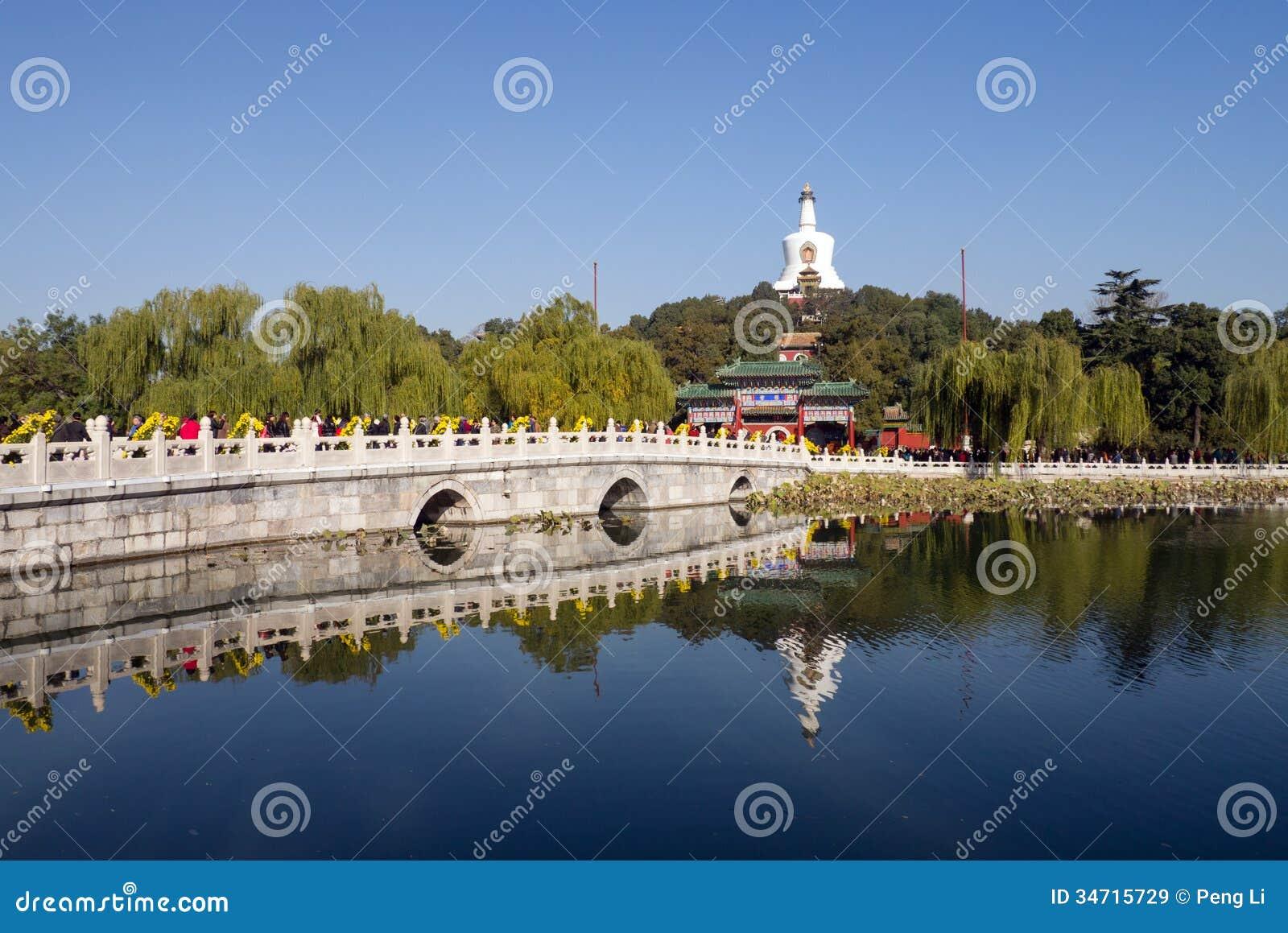 Beihai Park Royalty Free Stock Images Image 34715729