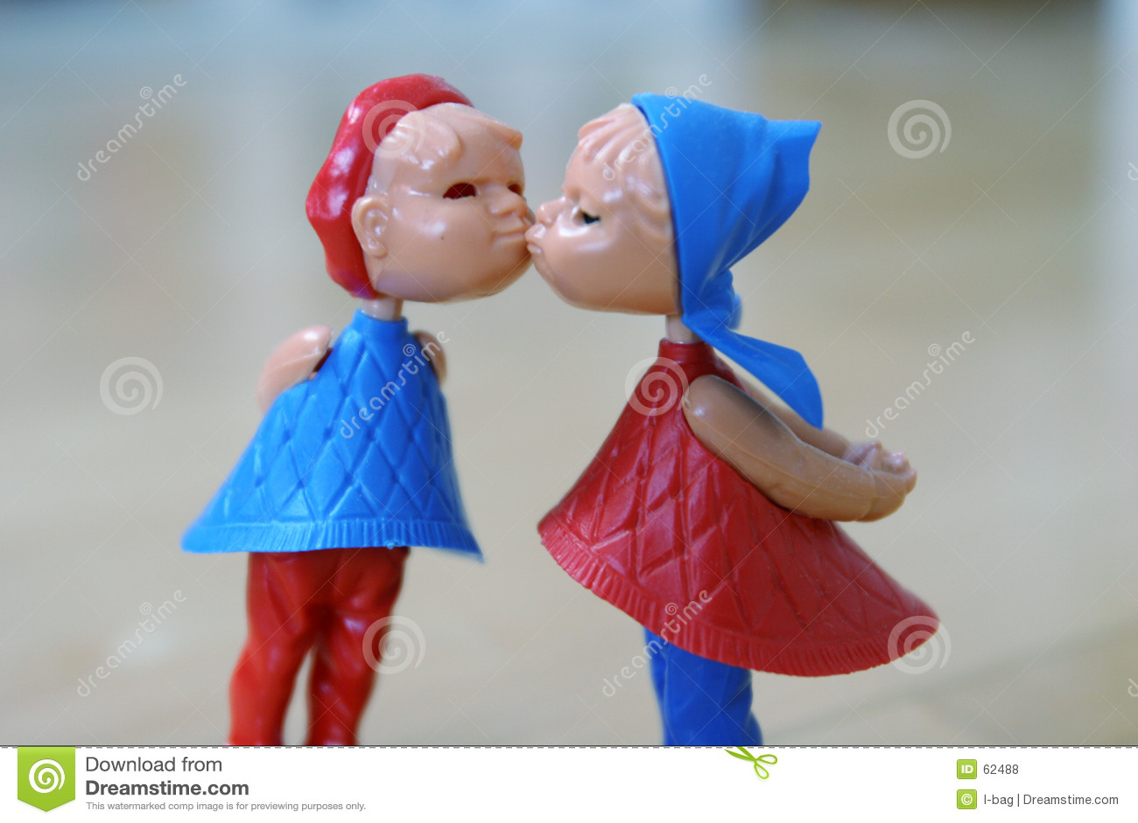 Beijando os pares mais próximos