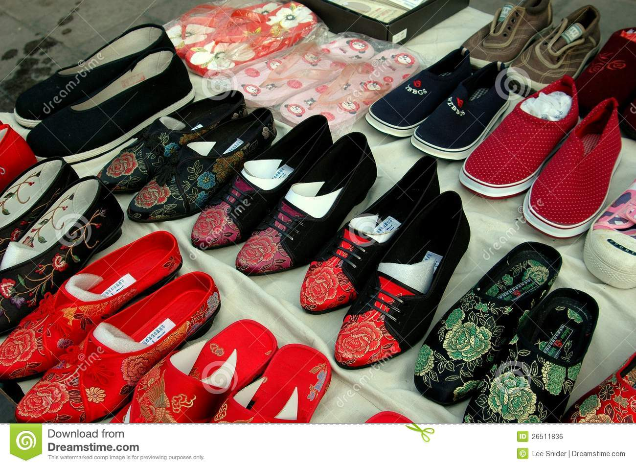 CHINESE SHOES-The practice of feet binding outlawed in 1911 | by scotlanduk