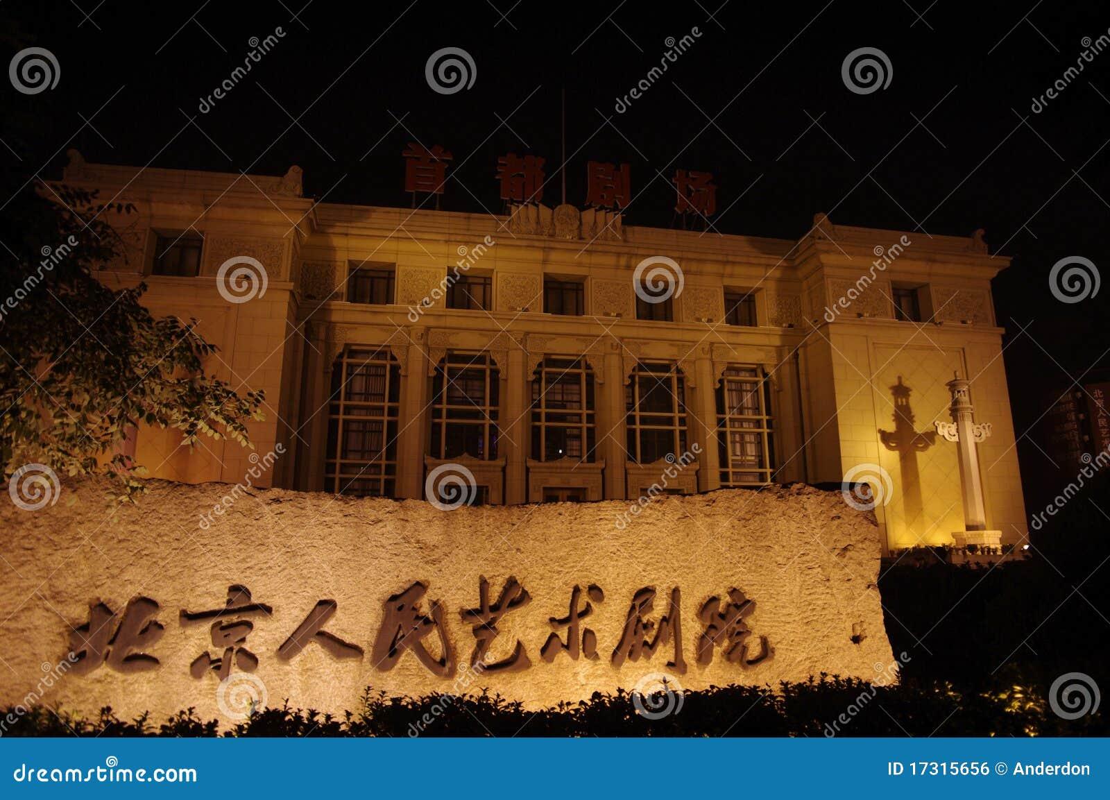 Beijing People s Art Theatre