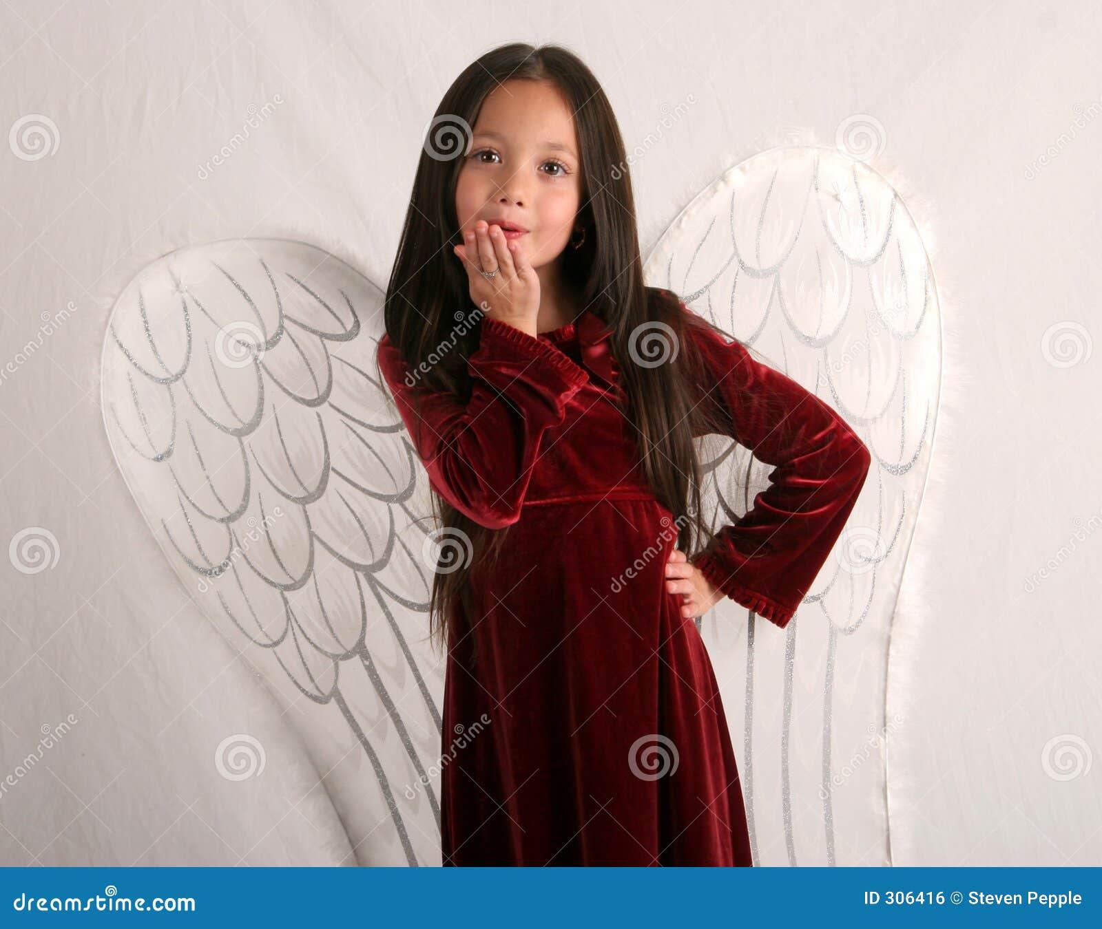 Beijo de um anjo