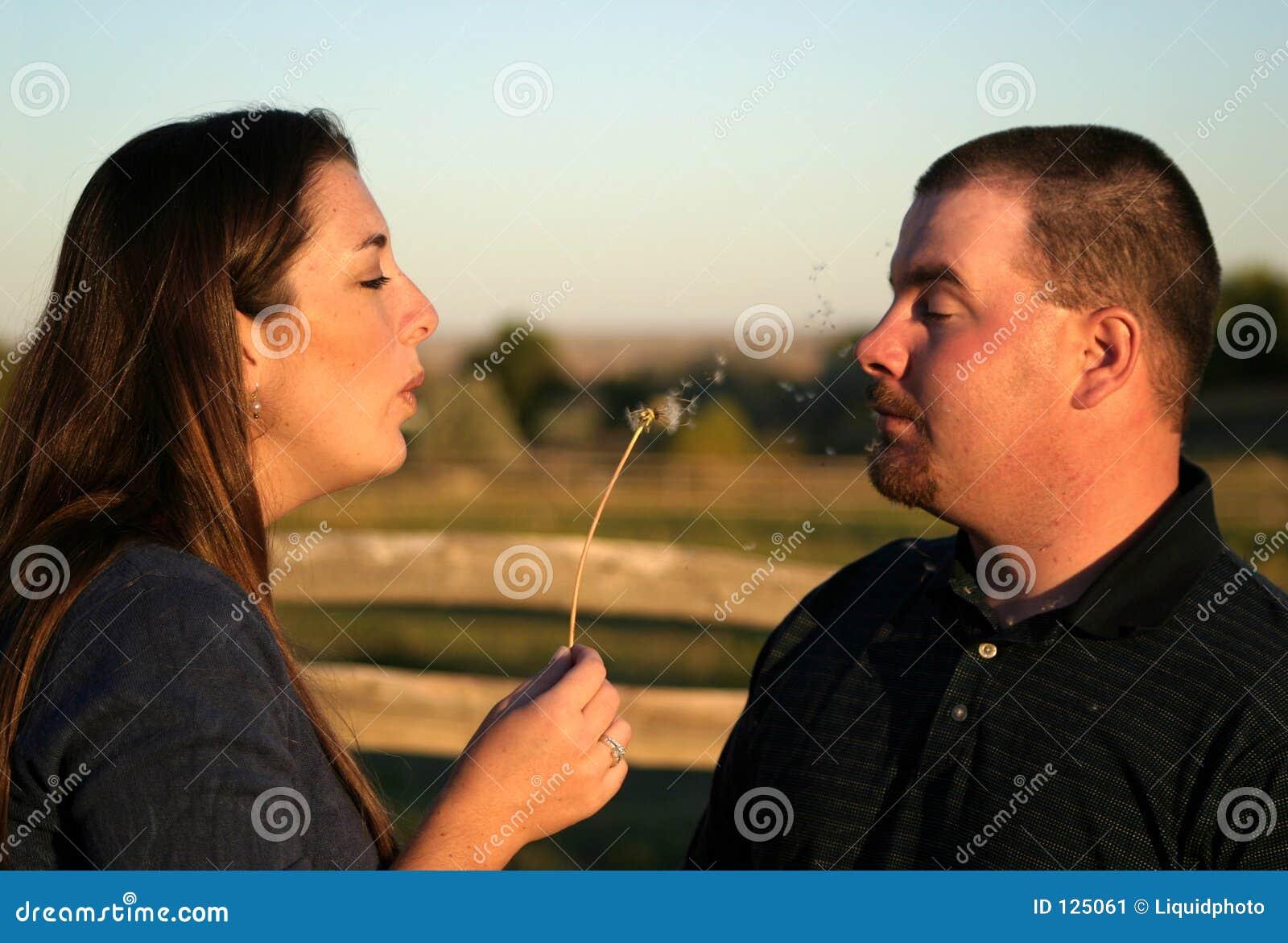Beijos de sopro 2 dos pares