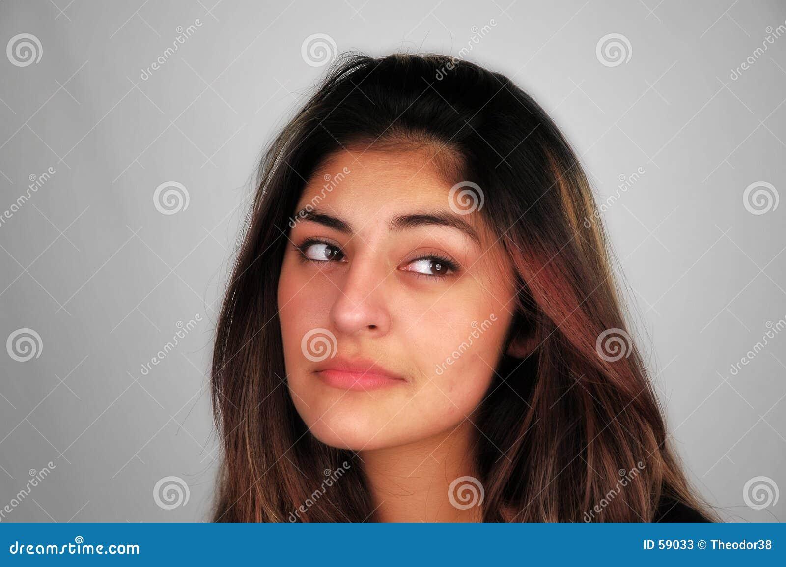 Beiläufiges woman-17