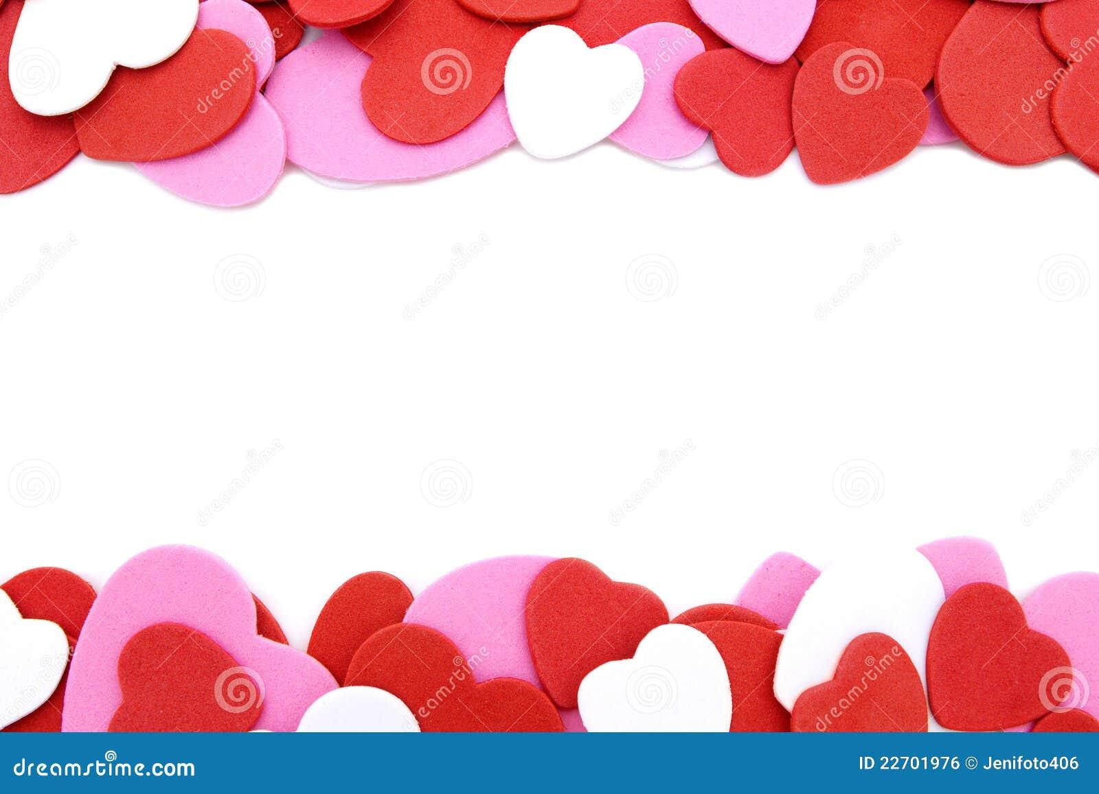 Beira Heart-shaped do confetti