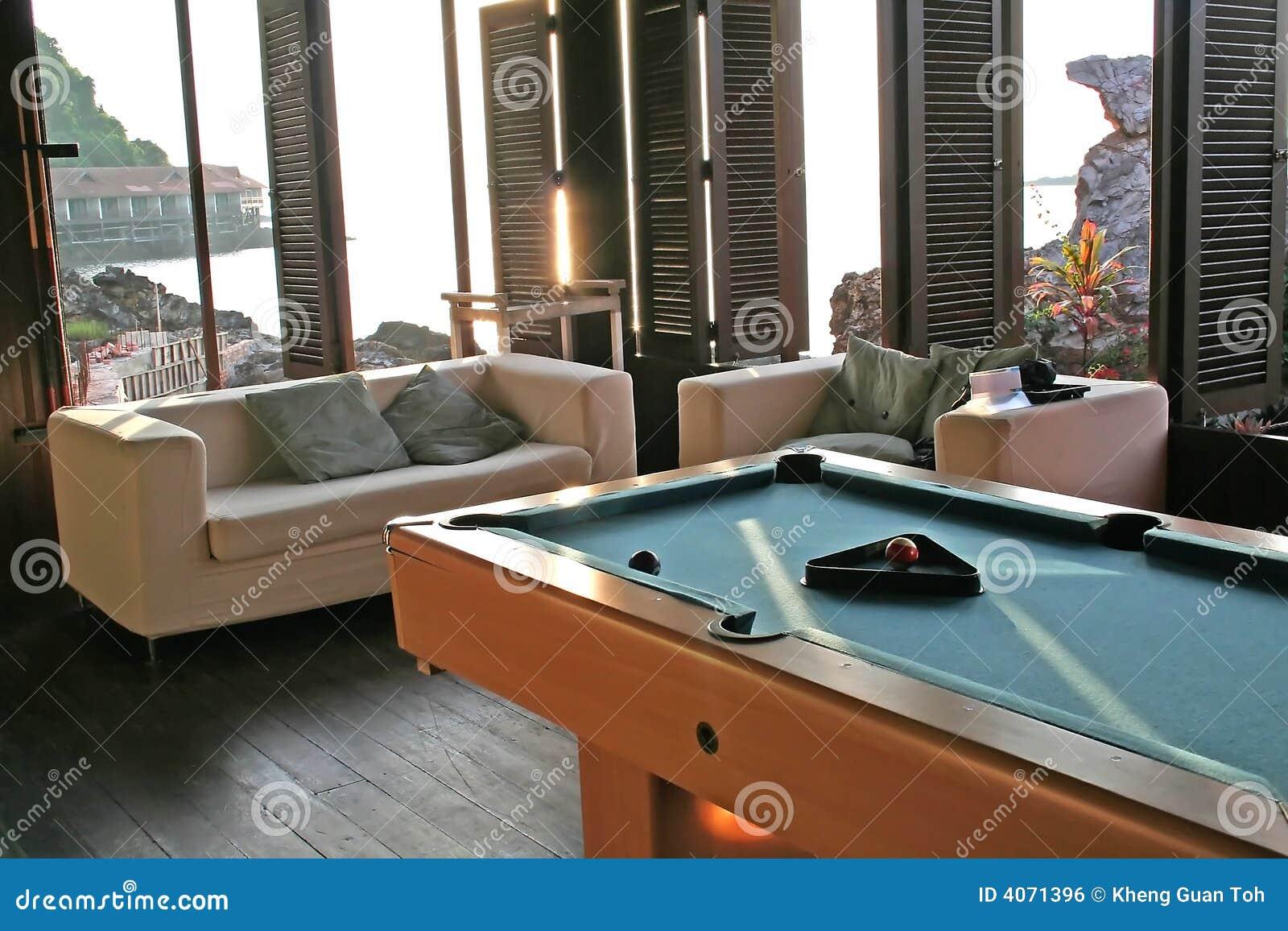 Beira-mar do sofá