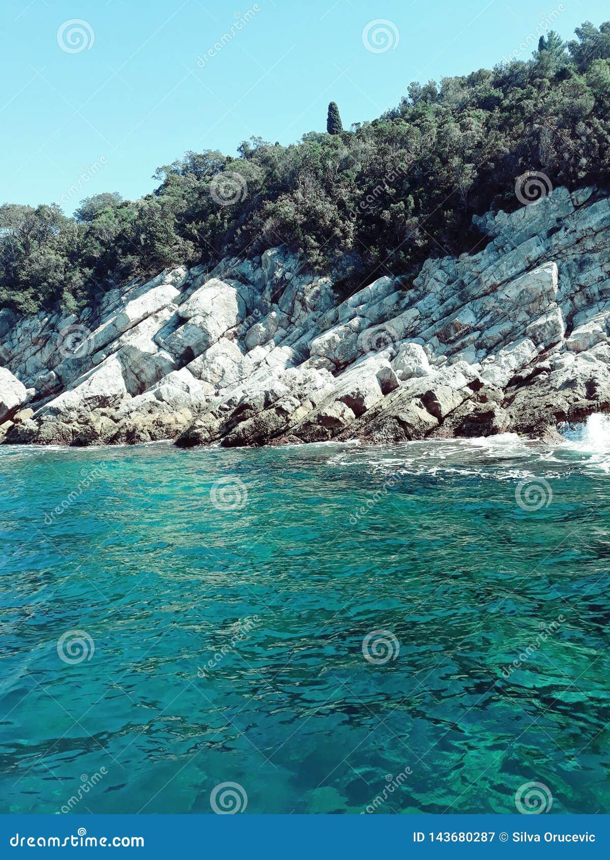 Beira-mar em Dubrovnik