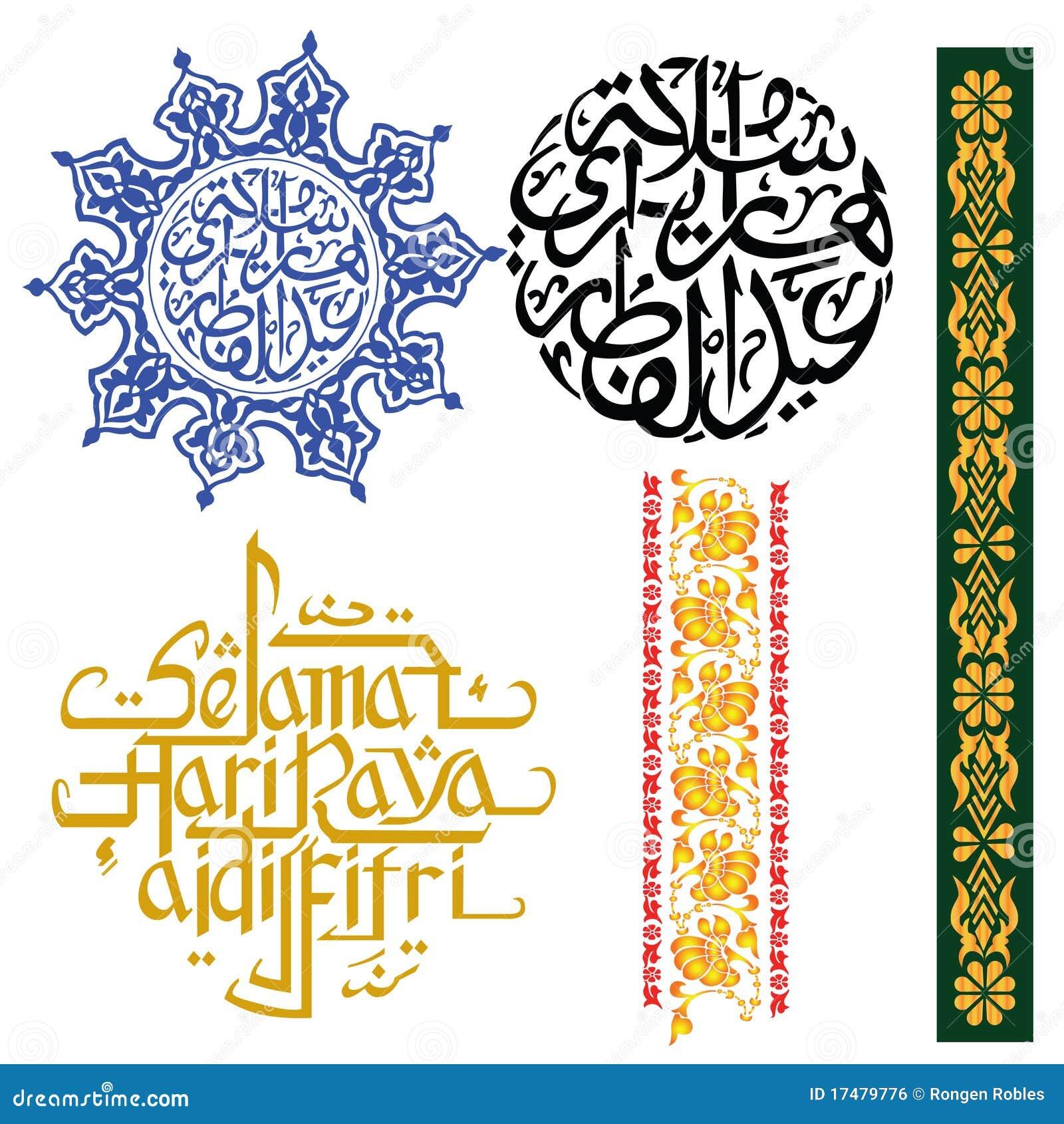 Beiras islâmicas do Malay