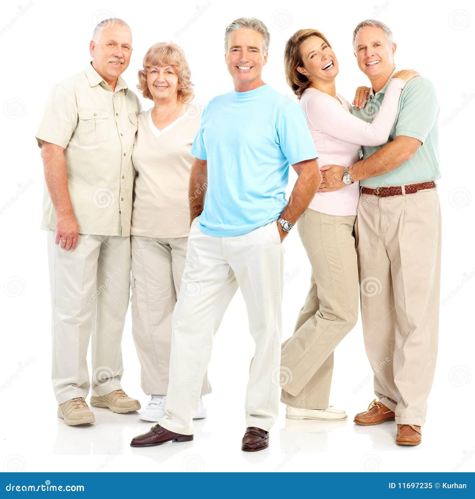 Bejaarde mensen