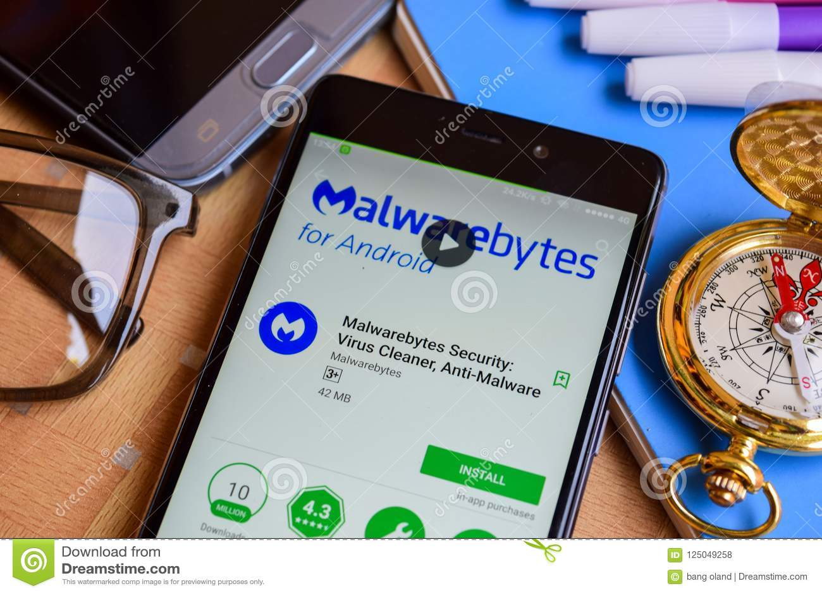Malwarebytes Security: Virus Cleaner, Anti-Malware Dev
