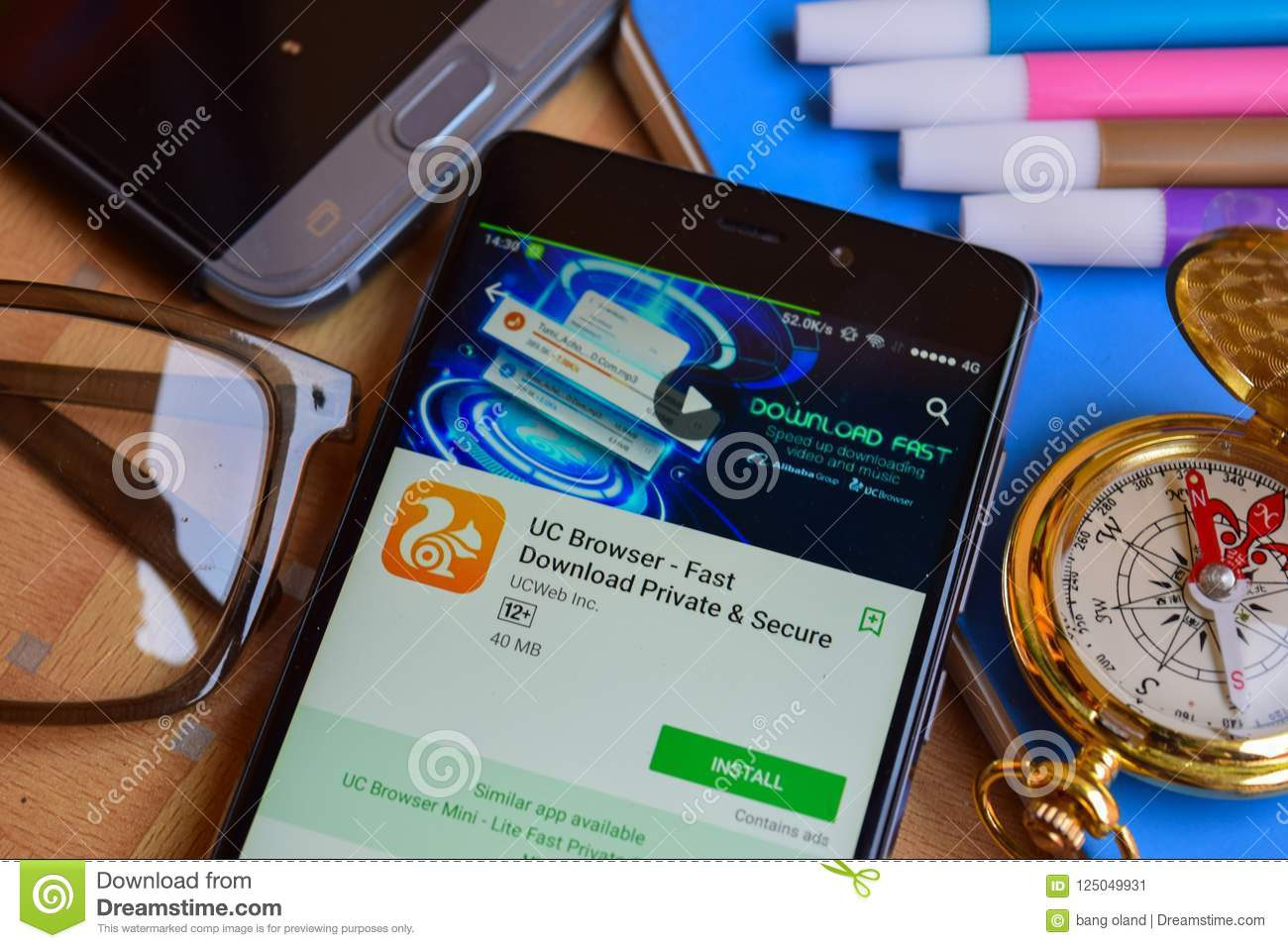 UC Browser - Fast Download Private & Secure Dev App On