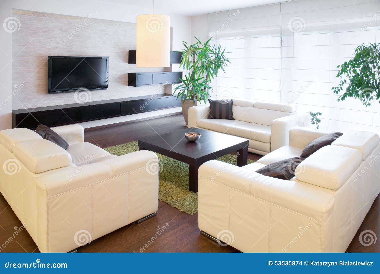 bekv ma vita soffor arkivfoto bild 53535874. Black Bedroom Furniture Sets. Home Design Ideas