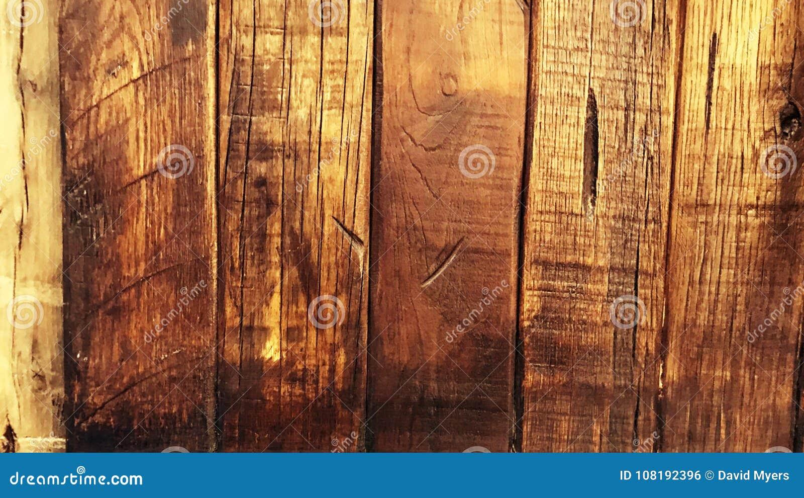 Bekymrad wood textur, Youtube kanal Art Banner