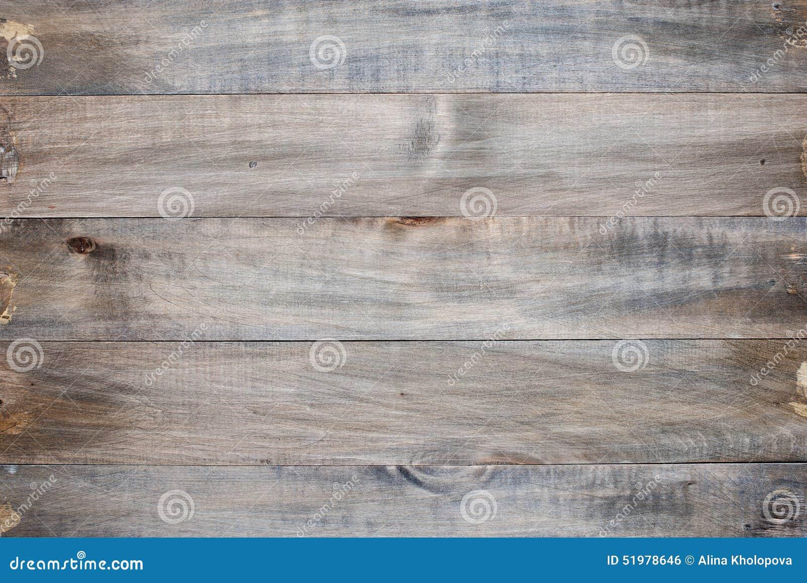 Bekymrat gammalt trä