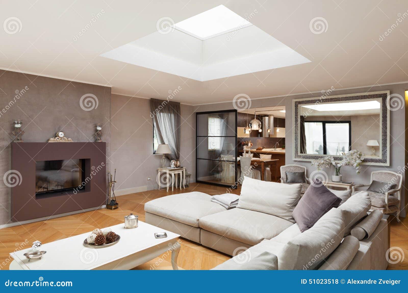 Bel appartement meublé