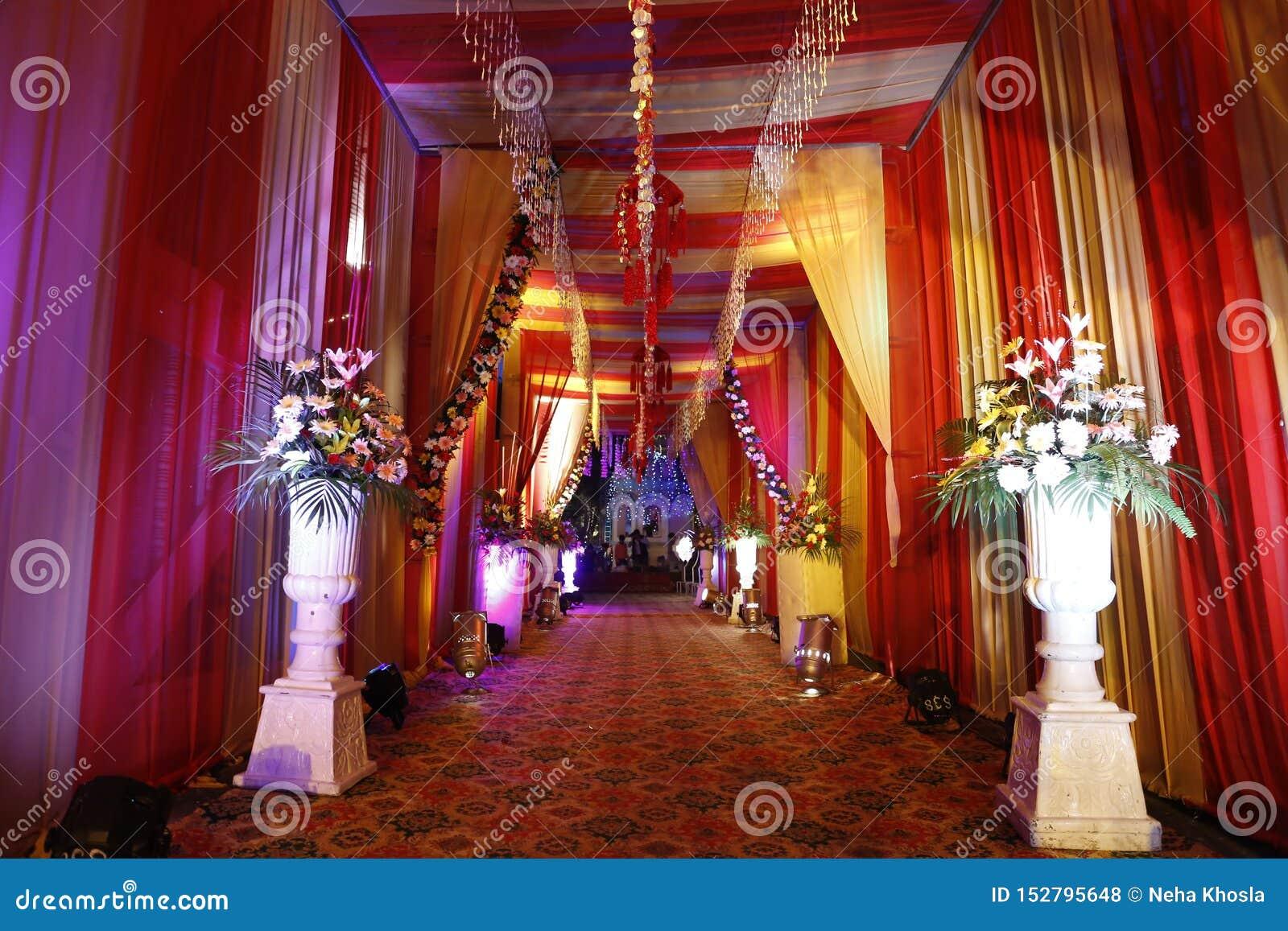 Bel héritage de Nalagarh épousant Enterence