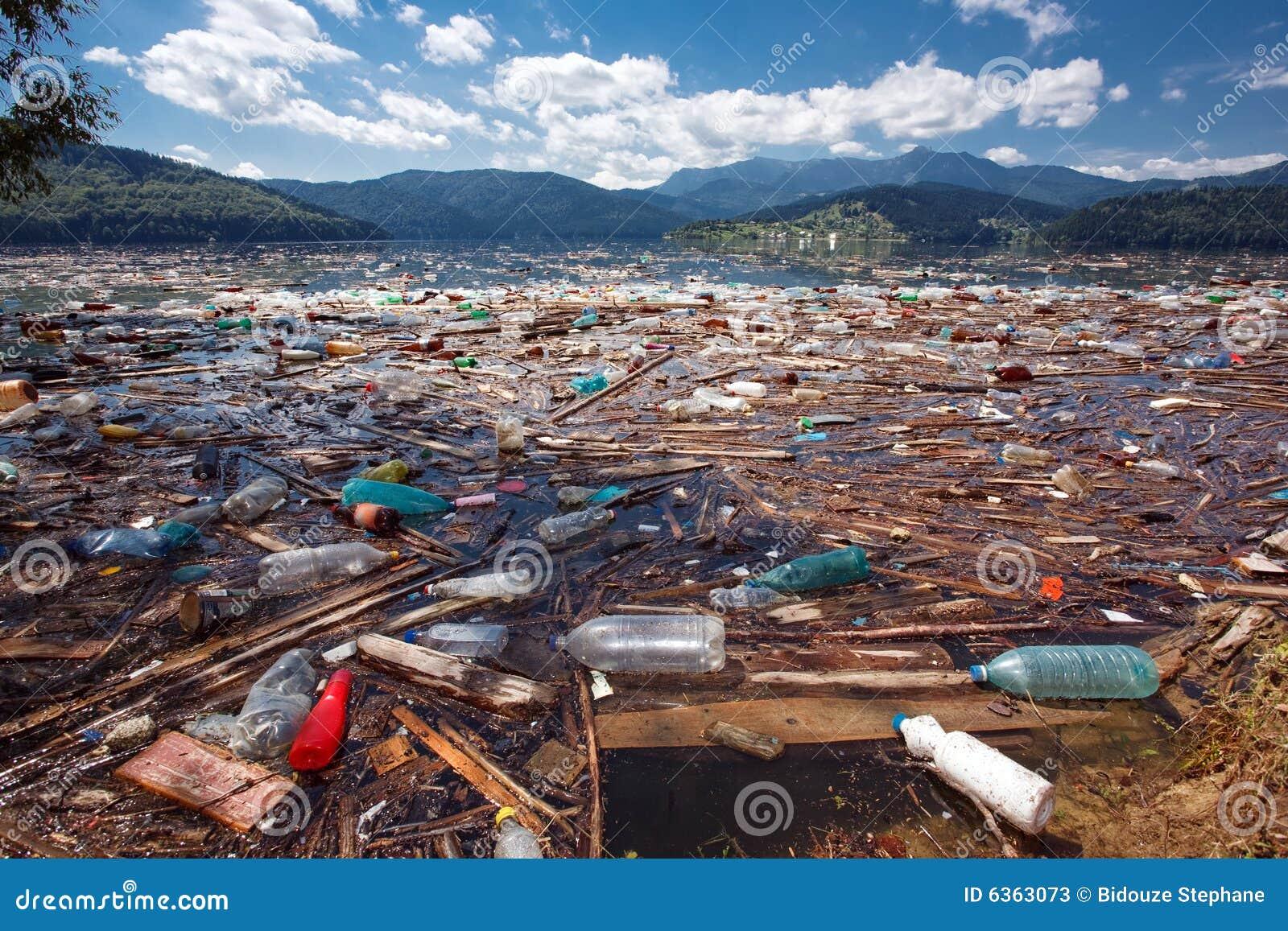 Bel horizontal pollué