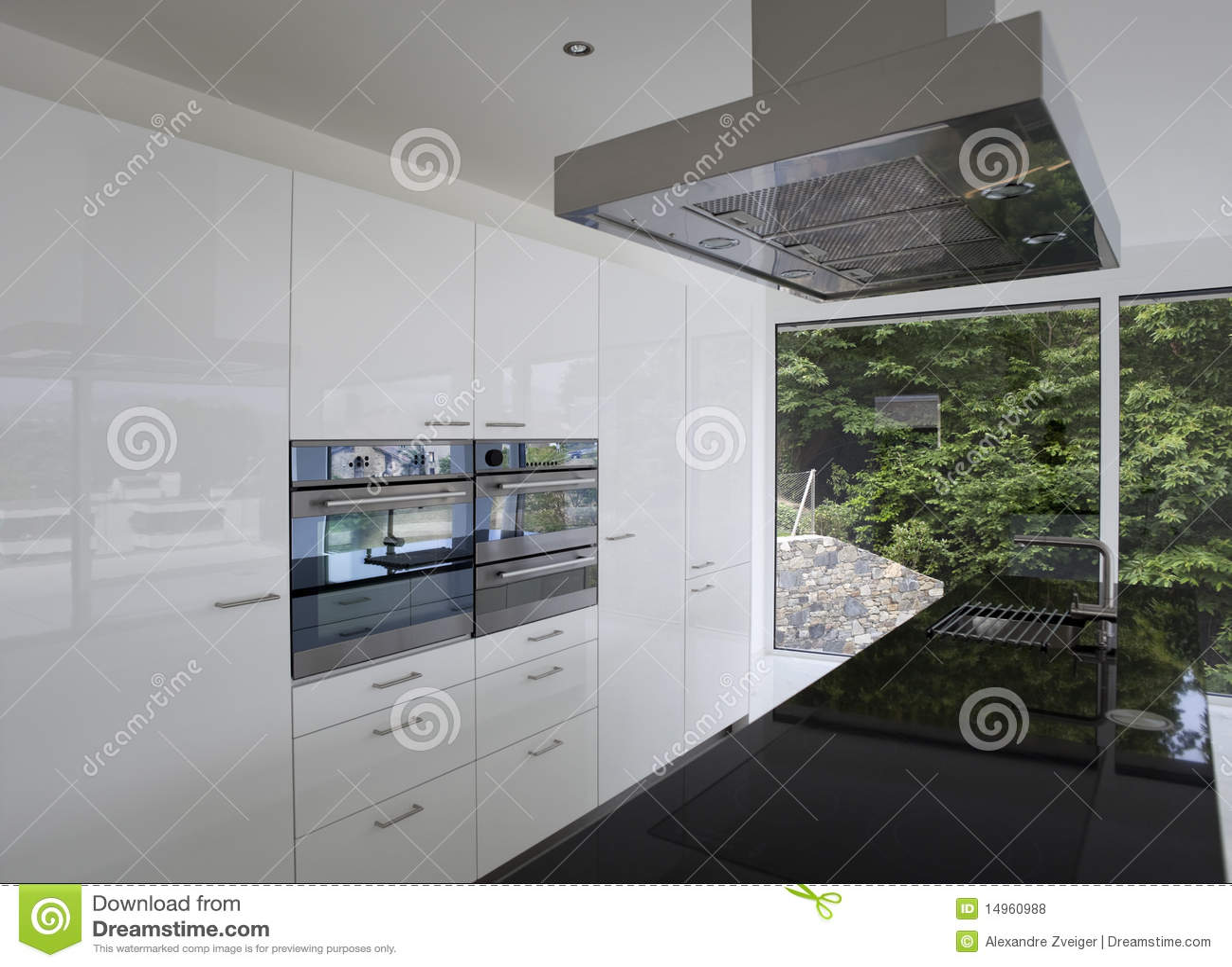 Bel intérieur d une maison moderne
