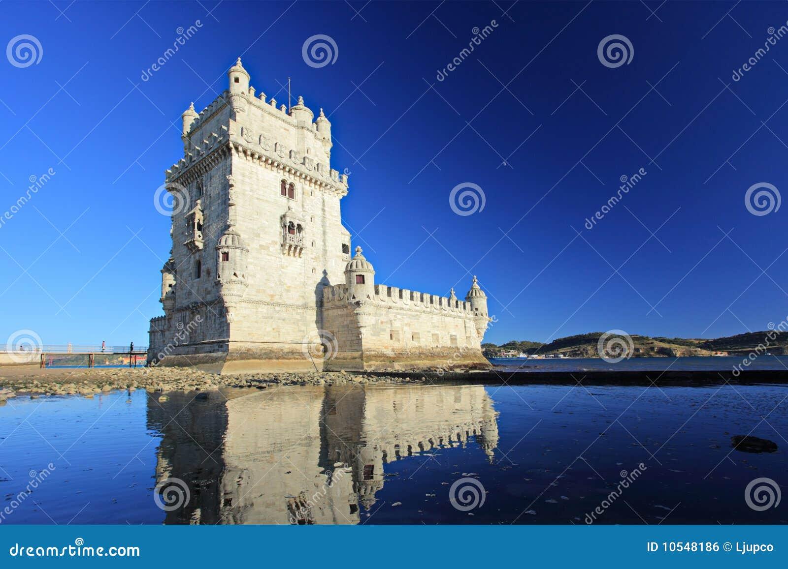 Belem de Lisbon torre wierza