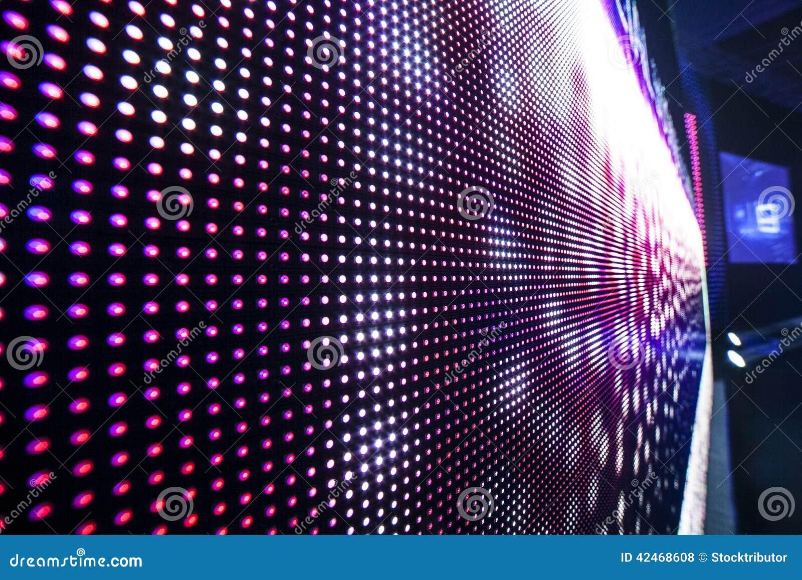 Beleuchtet Hintergrund