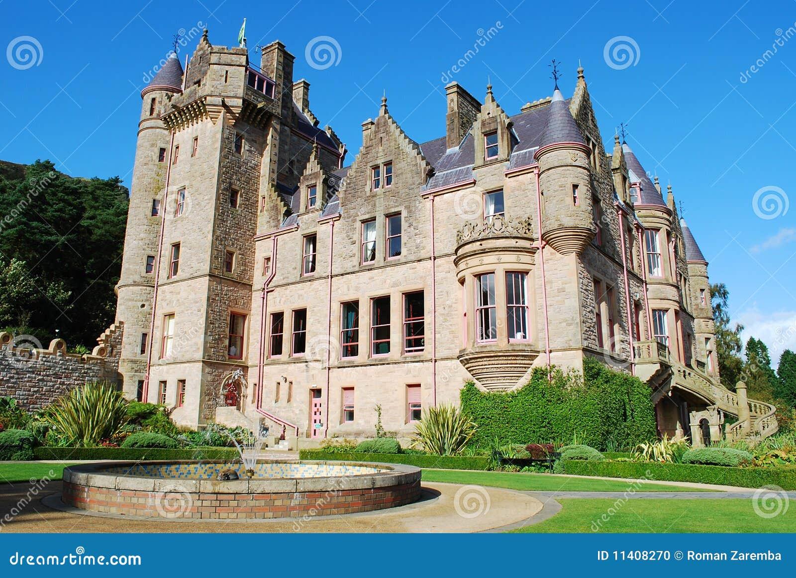 Belfast-Schloss