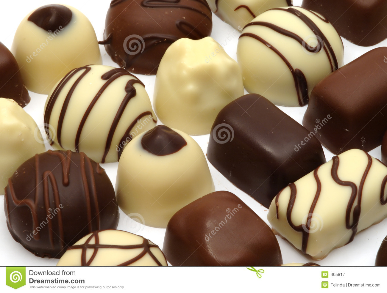 Pile Chocolates Stock Photos, Images, & Pictures - 626 Images