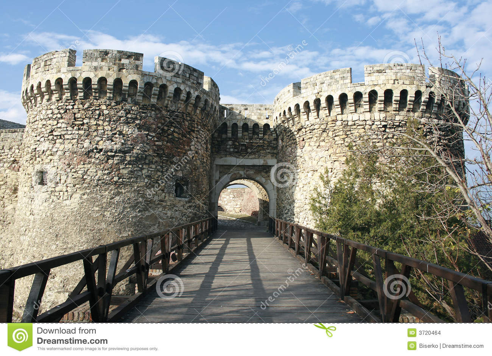 Belgrad-Festung