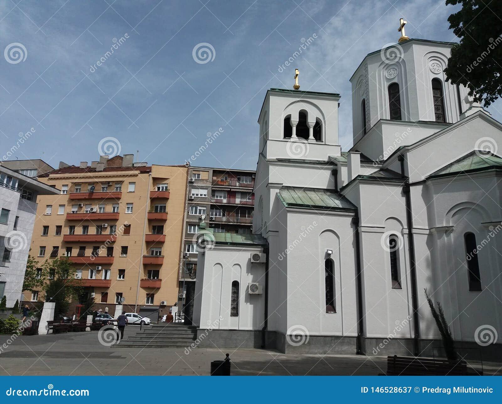 Belgrade - centre