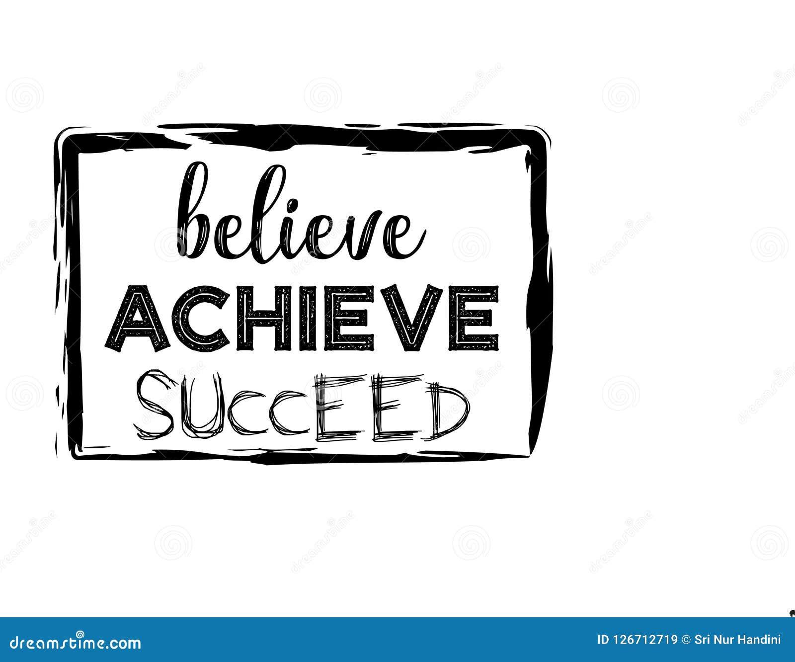 Believe erzielen folgen