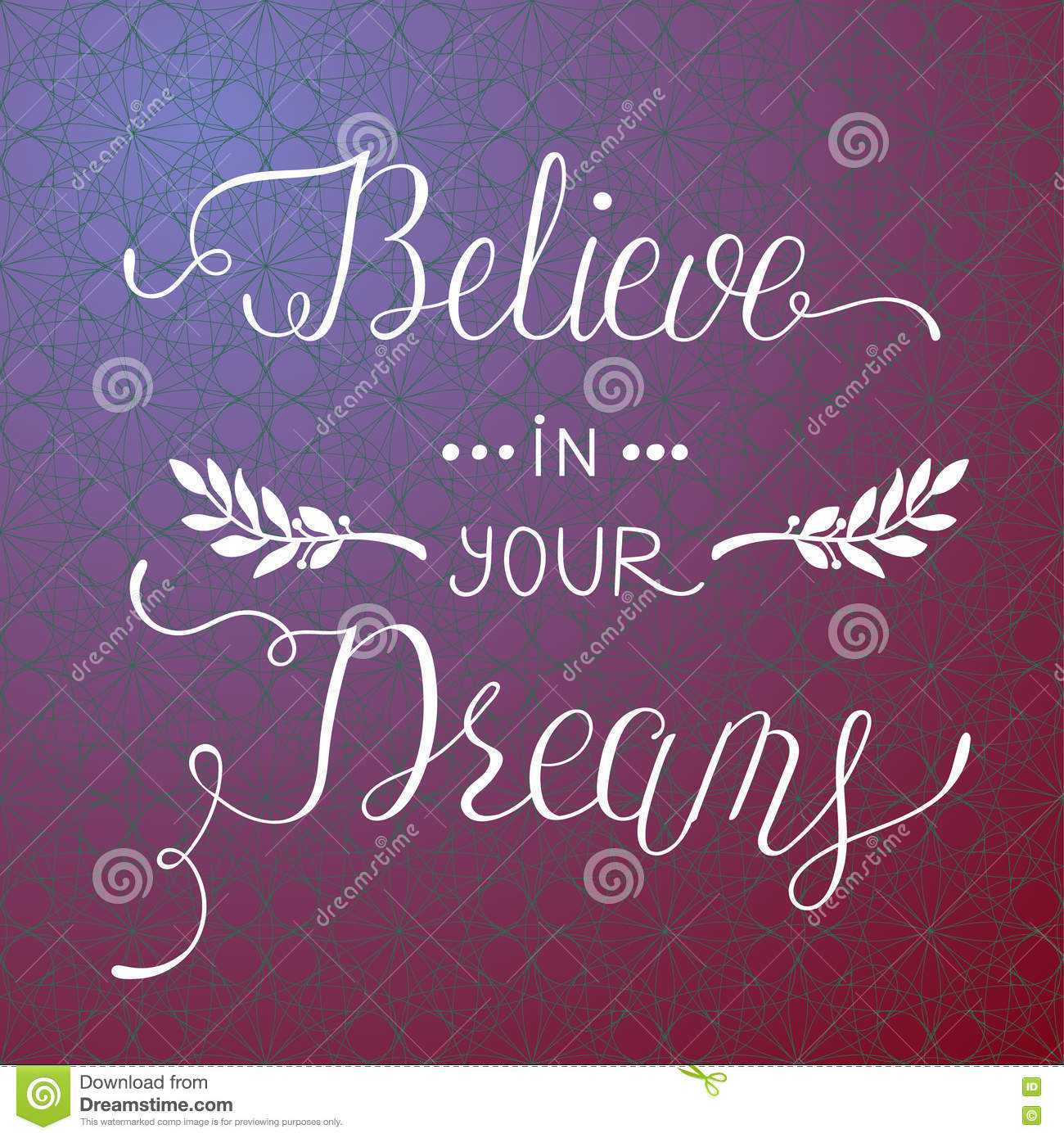 Believe In Your Dreams Quotes | www.galleryhip.com - The Hippest Pics