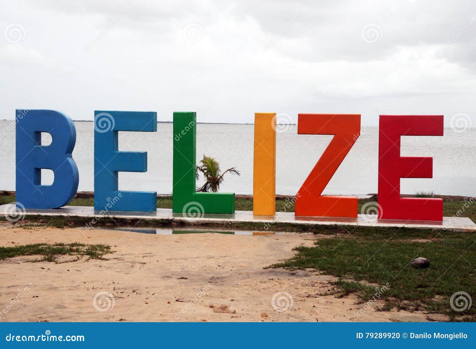 Belize colors
