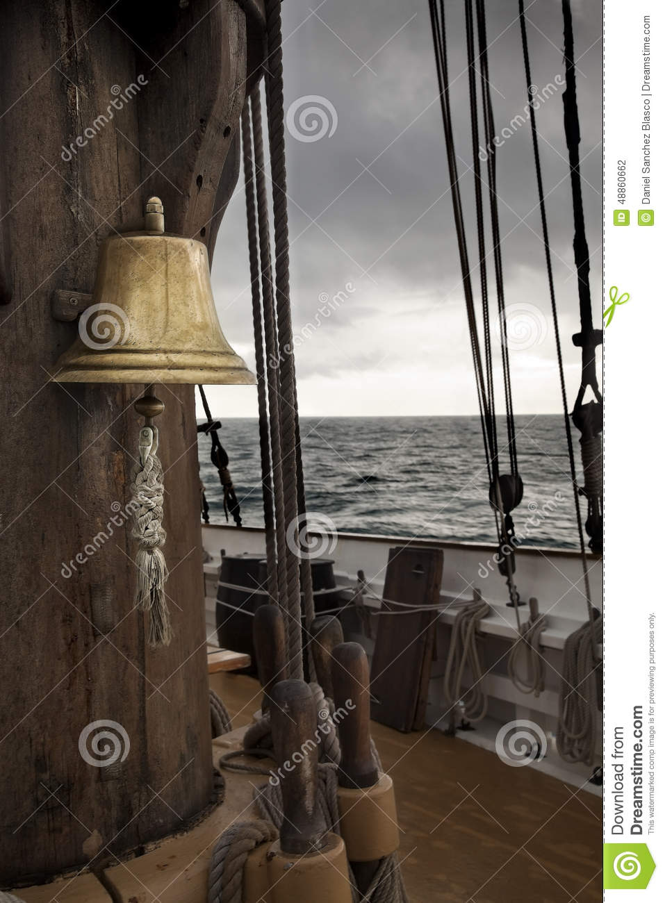 how to tell time with ship bells