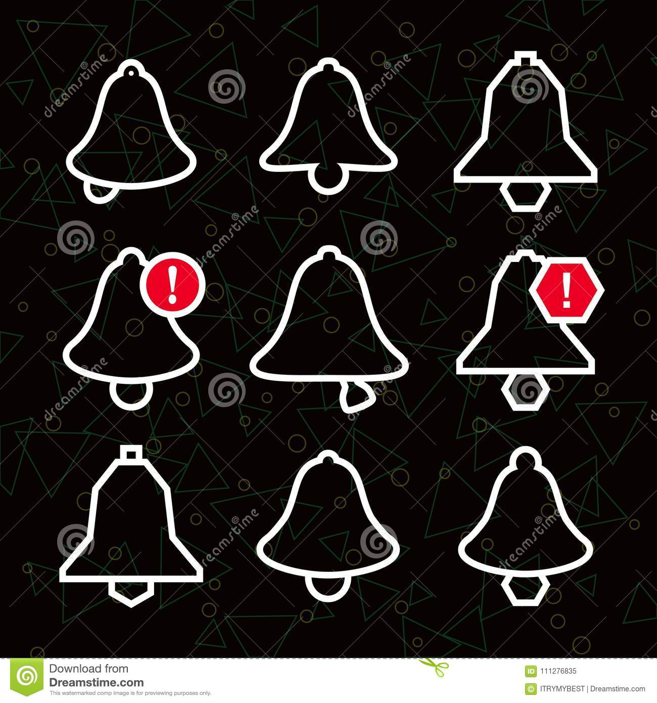 Bell Icons  Notification Icon  Bell Notification  Sound Of A Bell