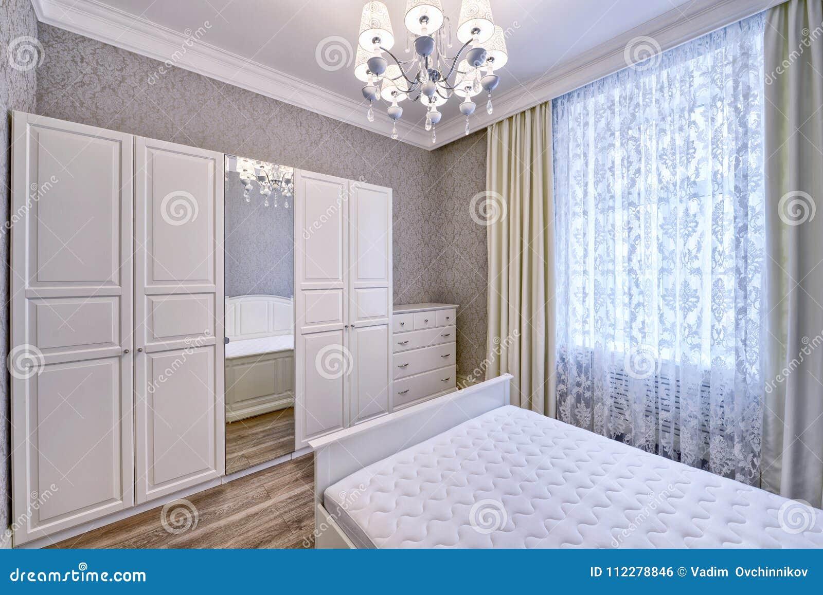 Camere Da Letto Matrimoniali Di Lusso.Bella Camera Da Letto Di Interior Design Nella Casa Di Lusso