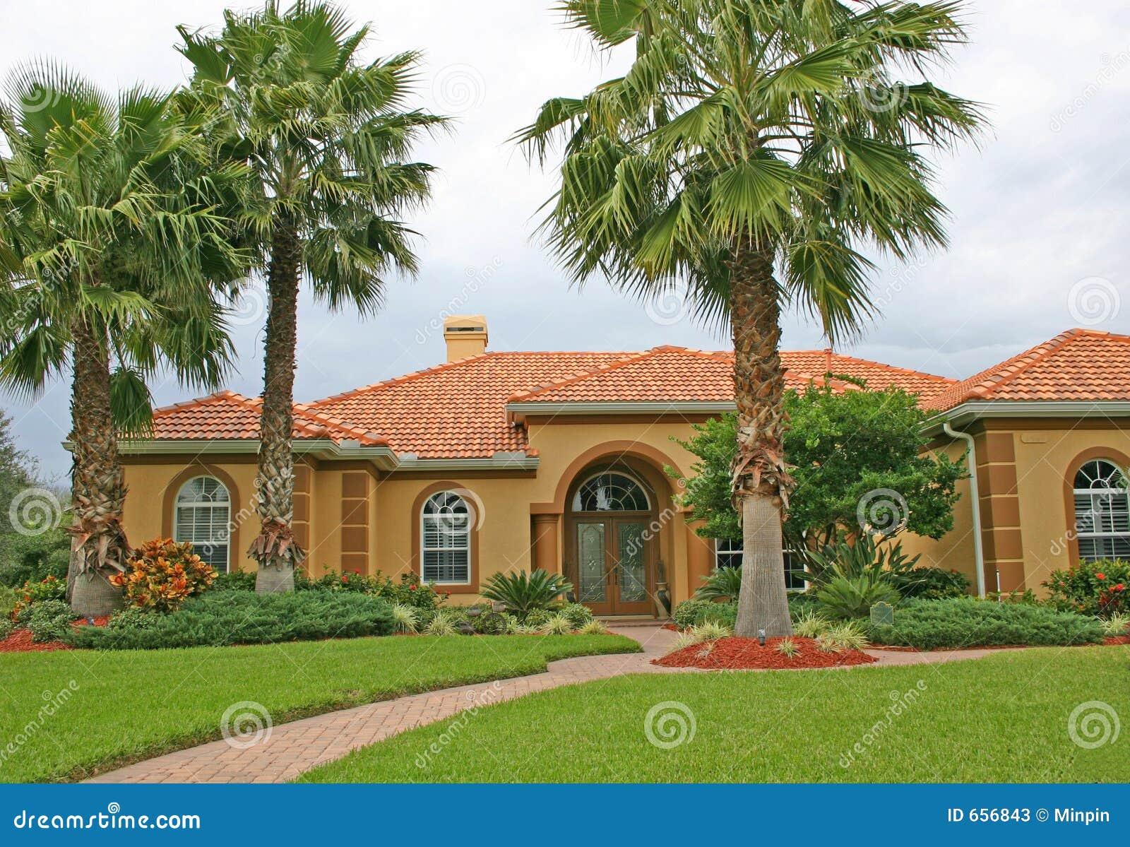 Bella casa in tropici