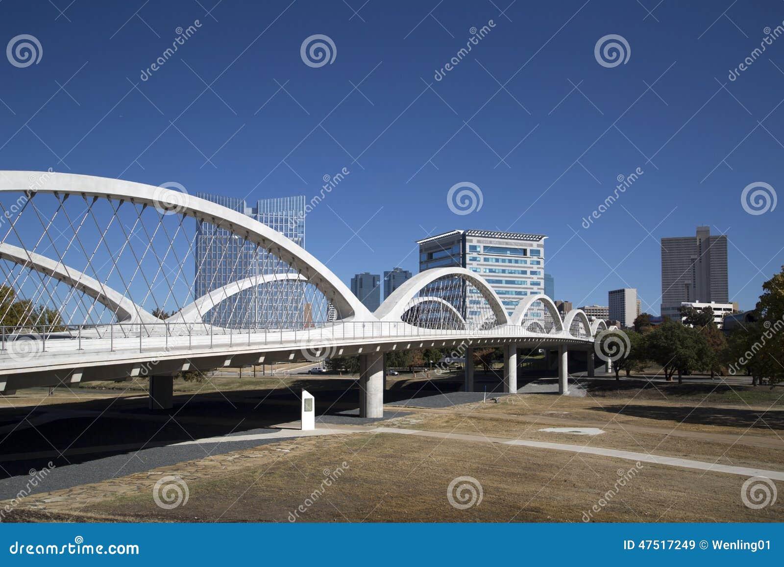 Bella città Fort Worth