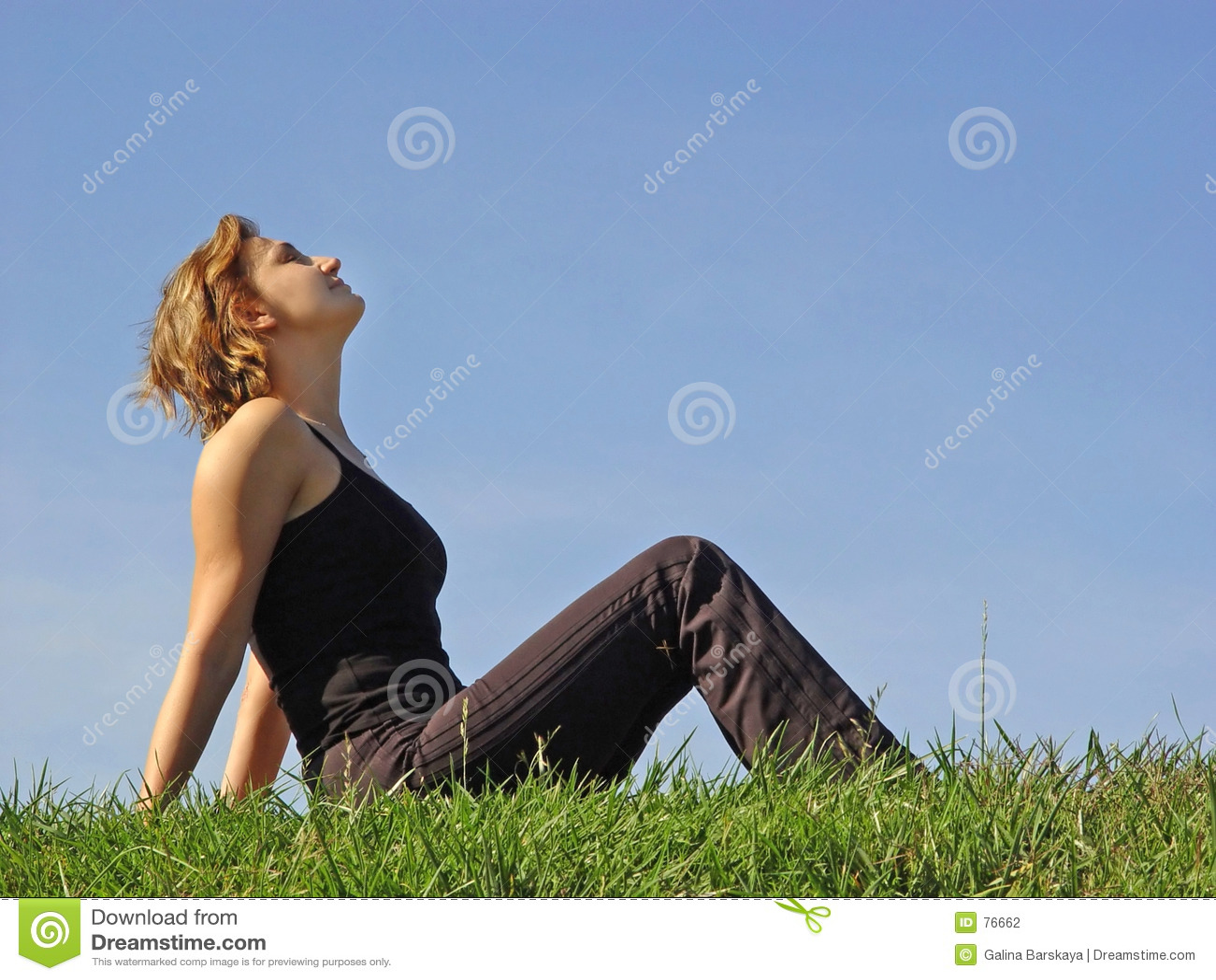 Bella donna in erba