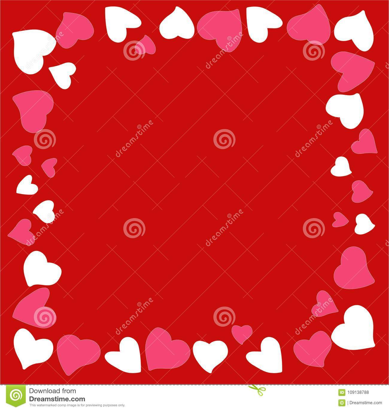 Bella e struttura originale dei cuori per le congratulazioni dentro con il giorno del ` s del biglietto di S. Valentino