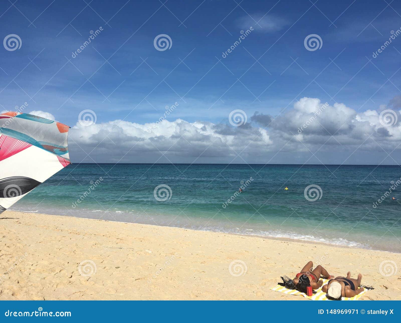 Bella isola di Boracay in Filippine